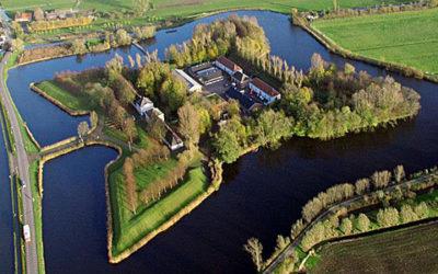 Startlocatie Fort Wierickerschans