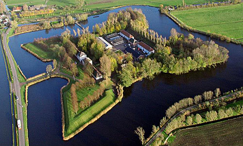Startlocatie Fort Wierickerschans