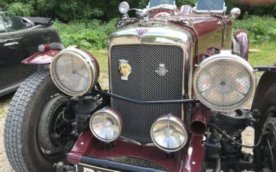 Rally rijden zonder in bezit te zijn van een oldtimer: huur er één!