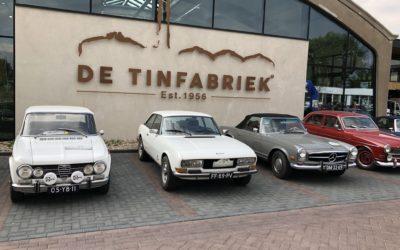 Een certificaat voor de duurzaamheid van onze eindlocatie 2020: De Tinfabriek!